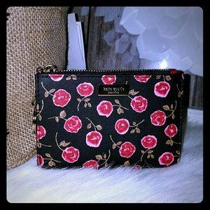 Kate spade hazy rose bitsy wallet
